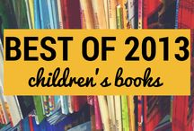 mixed age book lists and reading tips