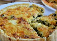 Quiches eggless
