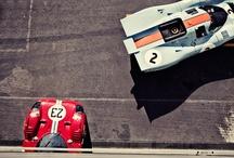 Racers / by Simon Philpott