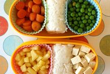 Toddler/Kid Lunches & Snacks