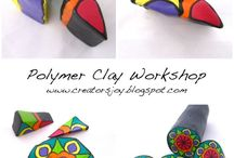 Polymer stuff / by Helen Cutler