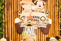 Party - Minnie Safari / by Michaela Dollar