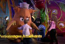 Lieux à visiter / Pour les enfants parc d'attractions intérieur/ indoor attractions center for kids