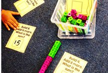 Kindy maths games