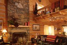 Rustic/Log Home Living