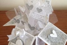 pop up card wedding