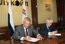 Lukoil Signs Agreement with Bashneft to Develop License Blocks in   Oil Company VOSTOK-NAO