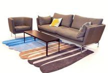 alfombras / diferentes tejidos, diferentes diseños...