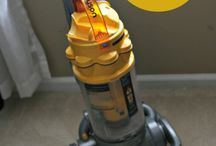 Clean Like a Boss / Vacuuming, and Household tips