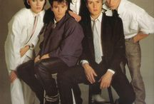 """""""But nobody knows what's gonna happen tomorrow"""" (Duran Duran) / Various photos of my favourite band, Duran Duran. (Title quote from """"What happens tomorrow"""" by Duran Duran)"""
