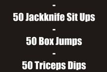 At home insane complete body workouts