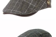 HATS - Beret caps (English)
