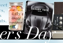 Gifts for Father's Day / There are a wide-variety of fathers, which can only mean one thing...there needs to be a wide-variety of gifts for them on Father's Day! Many unique, exquisite gifts that will make all Father's happy! Gift-Library.com has the answer! Go visit and look at all that is available for your dad, it is time to make it all about him!