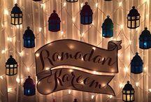 RamadanKareem & eids!!
