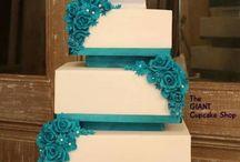 INSPIR - farebné svadobné torty