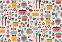 Fabric and Pattern Wishlist