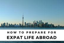 Moving Abroad Tips / Whether you're an expatriate, student, intern, or volunteer, here's all the guides and tips you can find about moving abroad!