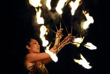Fire dancing / Dance with fire