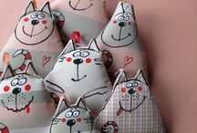 Cat Craftiness / by Stephanie Menzies