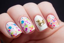Nails / by {+} miwitch.com {+}