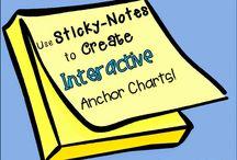 Anchor chart ideas / by Carmen Puente