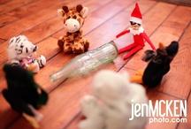 Elf on a shelf / by Jana Chupp