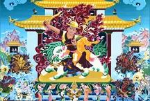 Dorje Shugden. / Dharma beschermer.