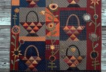 Quilts with baskets / by Lady Quilter