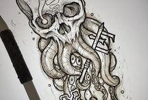 skulls....