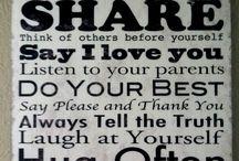 Wonderful Words / by Melissa Clover Richey