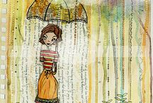 ART JOURNALING 3 / by Terry Anne