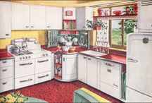 kitchens / by Susan Ator