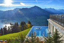 Great hotels in Switzerland / Great hotels in Switzerland