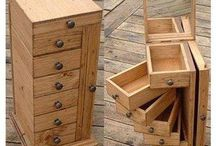 Boxes/wood crafting