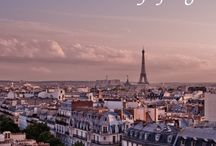 Travel Abroad: France / by Lauren Murray