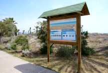 Señalización - Rural / Proyectos de señalización de rutas azules, castillos, entornos rurales,...