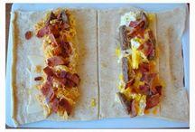 Breakfast recipes/ideas
