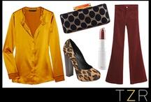 Fall Fashion / by Mary Linda Miranda
