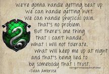 Slytherin for life