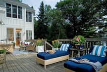 Home: Outdoor Living / by Worthing Court Blog