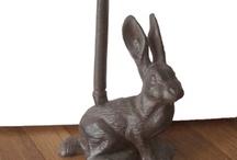 rabbits / by Cathi Matthews