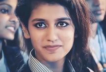 Priya Prakash / Priya Prakash Varrier (born 12 September 1999) is an upcoming Malayalam actress and model most popular for the song Manikya Malaraya Pooviher from her debut and upcoming Malayalam film Oru Adaar Love directed by Omar Lulu. She became a sensation on all the social media platforms after the release of the song Manikya Malaraya Poovi before the actual release of the movie.