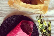 Fabrications avec les produits de la ruche