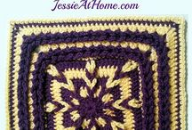 2015 Moogly Afghan Crochet-Along / Keep up with all the posts for the 2015 Moogly Afghan CAL here! All the #crochet patterns are FREE!  / by moogly