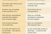 Languages (Portuguese)