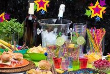 NYE Décor, Favors & Accessories / Savor the New Year with great tips for rockin' cocktails!