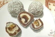 Raffaelló kókuszgolyó variációk