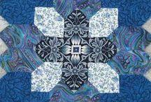 Quilt Blocks---- Crosses