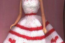 Barbiekleding - breien