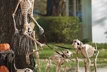 Halloween Lawn Decorations